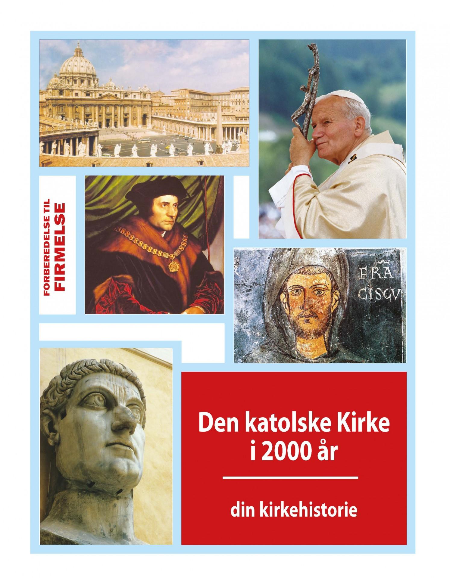 Torben Riis: Den katolske Kirke i 2000 år - din kirkehistorie